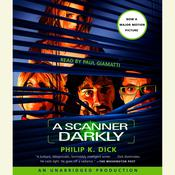 A Scanner Darkly Audiobook, by Philip K. Dick