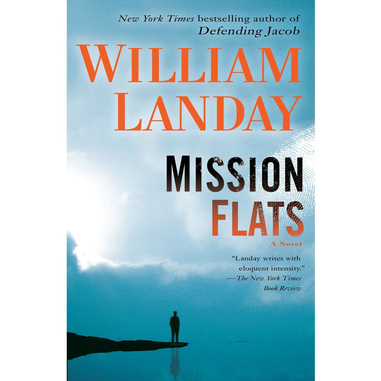 Printable Mission Flats: A Novel Audiobook Cover Art