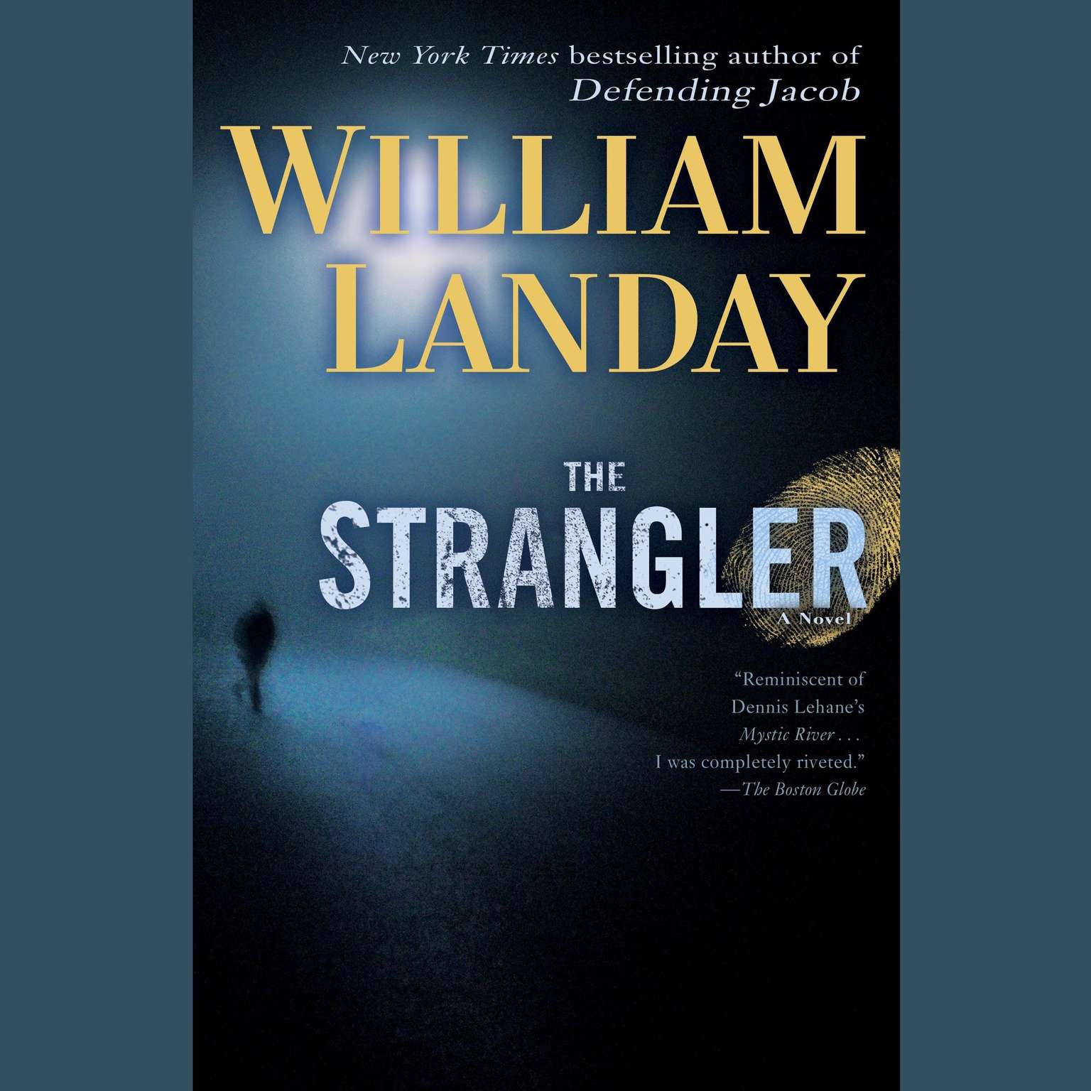 Printable The Strangler Audiobook Cover Art