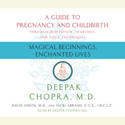 Magical Beginnings, Enchanted Lives: A Guide to Pregnancy and Childbirth through Yoga, Ayurveda, and Yoga Techniques Audiobook, by David Simon, M.D.