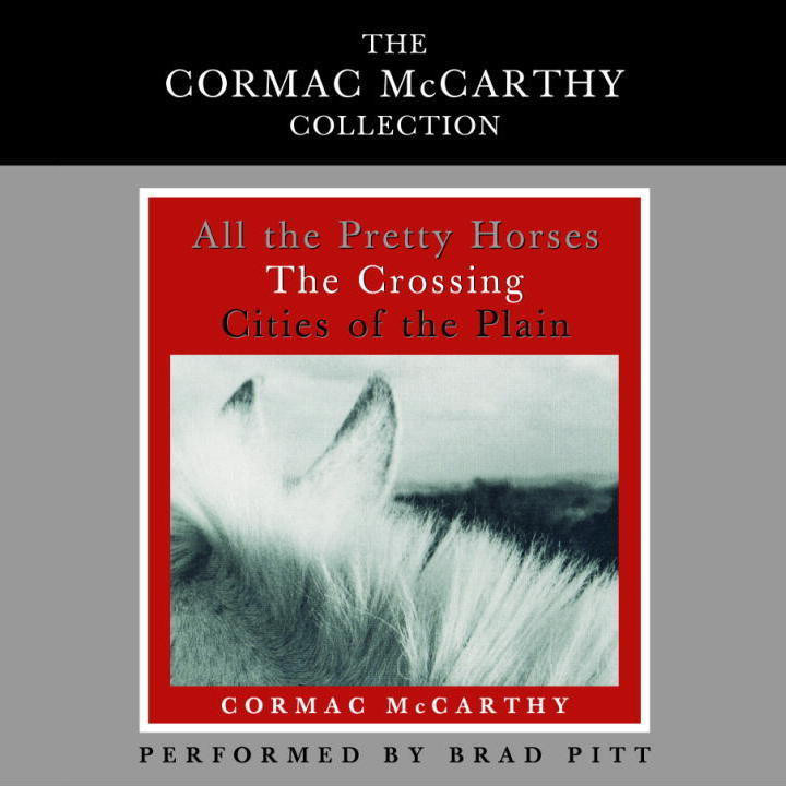 Printable The Cormac McCarthy Value Collection Audiobook Cover Art