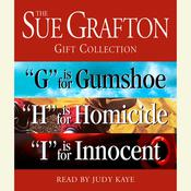 The Sue Grafton GHI Gift Collection: G Is for Gumshoe, H Is for Homicide, I Is for Innocent, by Sue Grafton