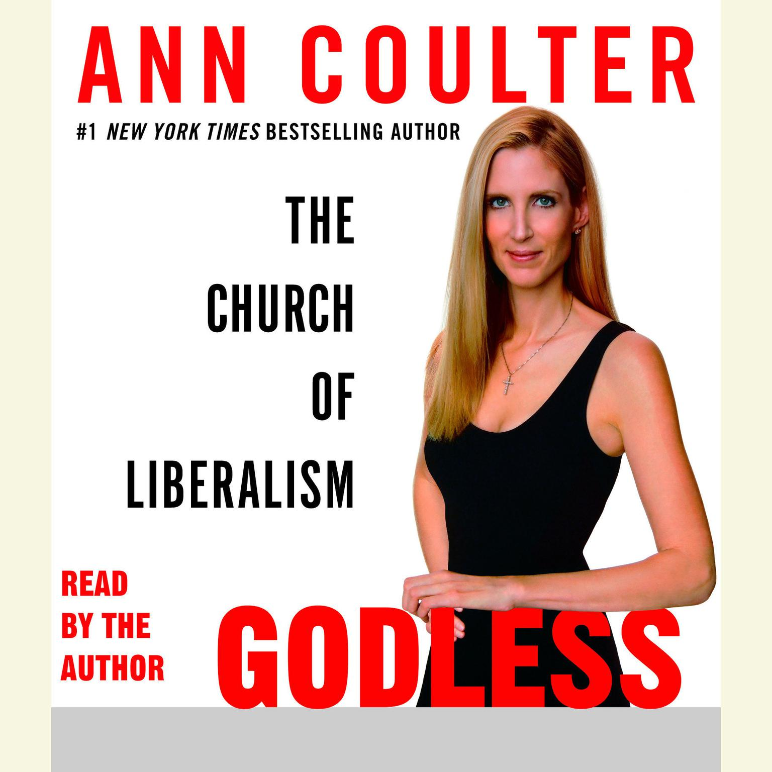 Printable Godless: The Church of Liberalism Audiobook Cover Art