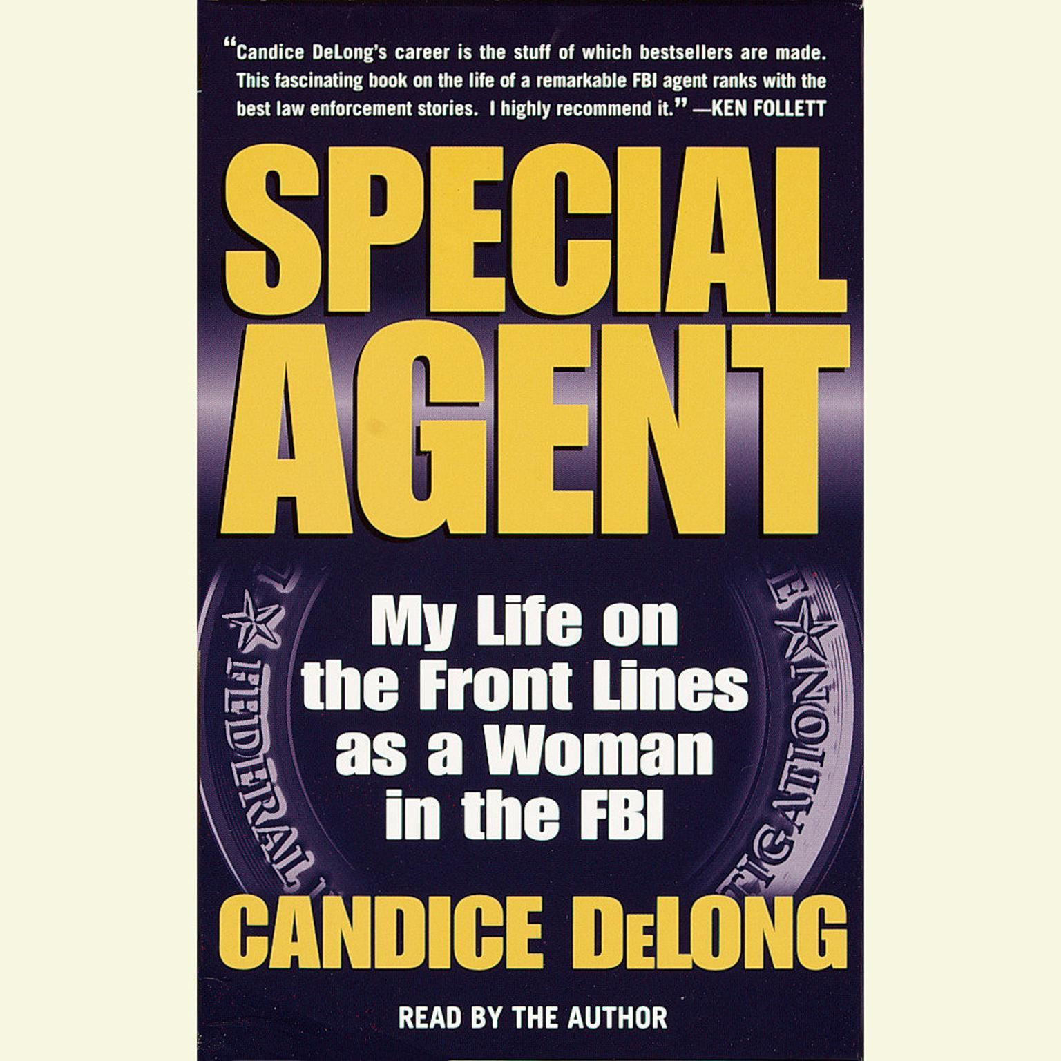 Printable Special Agent: My Life on the Front Lines as a Woman in the FBI Audiobook Cover Art