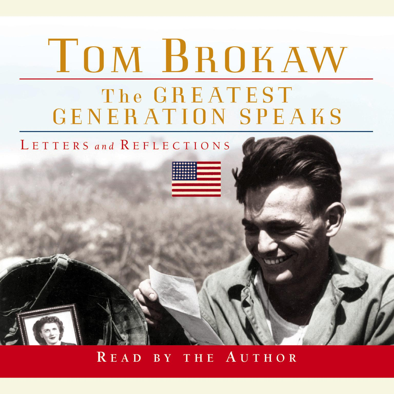 Printable The Greatest Generation Speaks: Letters and Reflections Audiobook Cover Art