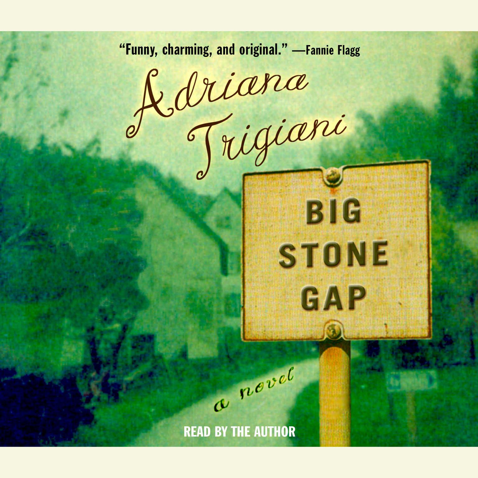 Printable Big Stone Gap: A Novel Audiobook Cover Art