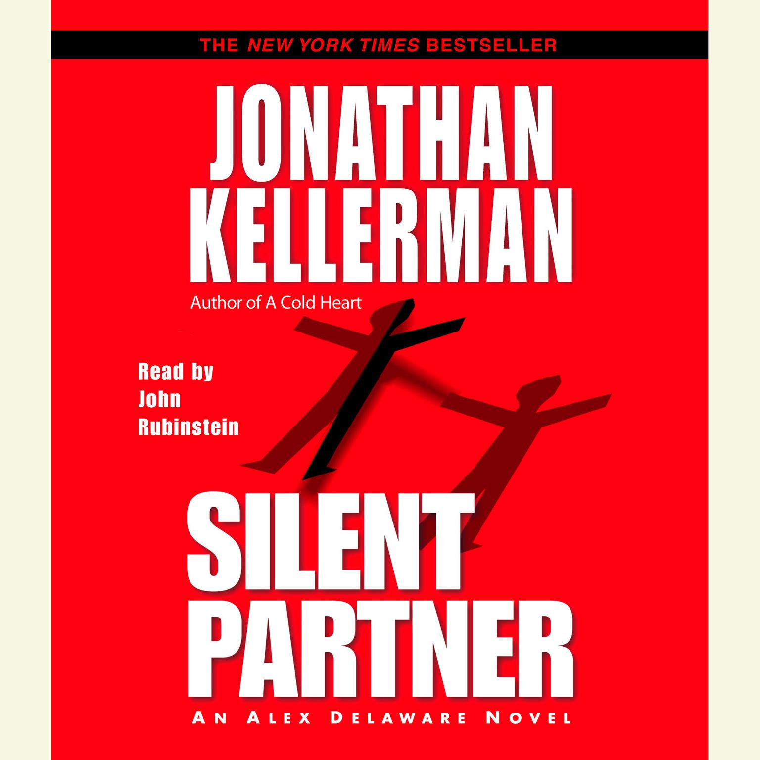 Printable Silent Partner: An Alex Delaware Novel Audiobook Cover Art