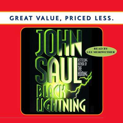 Black Lightning Audiobook, by John Saul