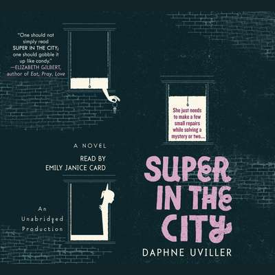 Super In The City Audiobook, by Daphne Uviller