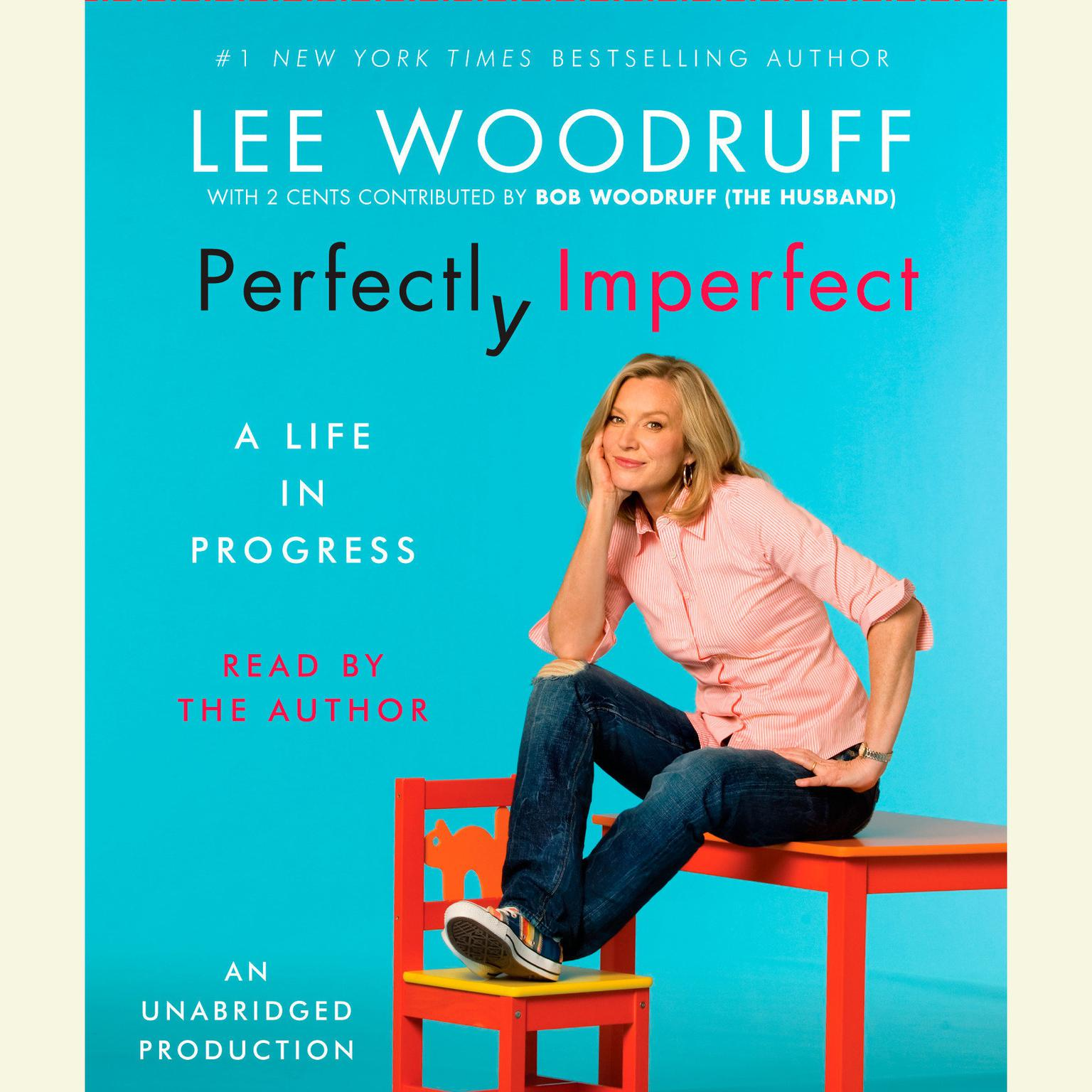 Printable Perfectly Imperfect: A Life in Progress Audiobook Cover Art