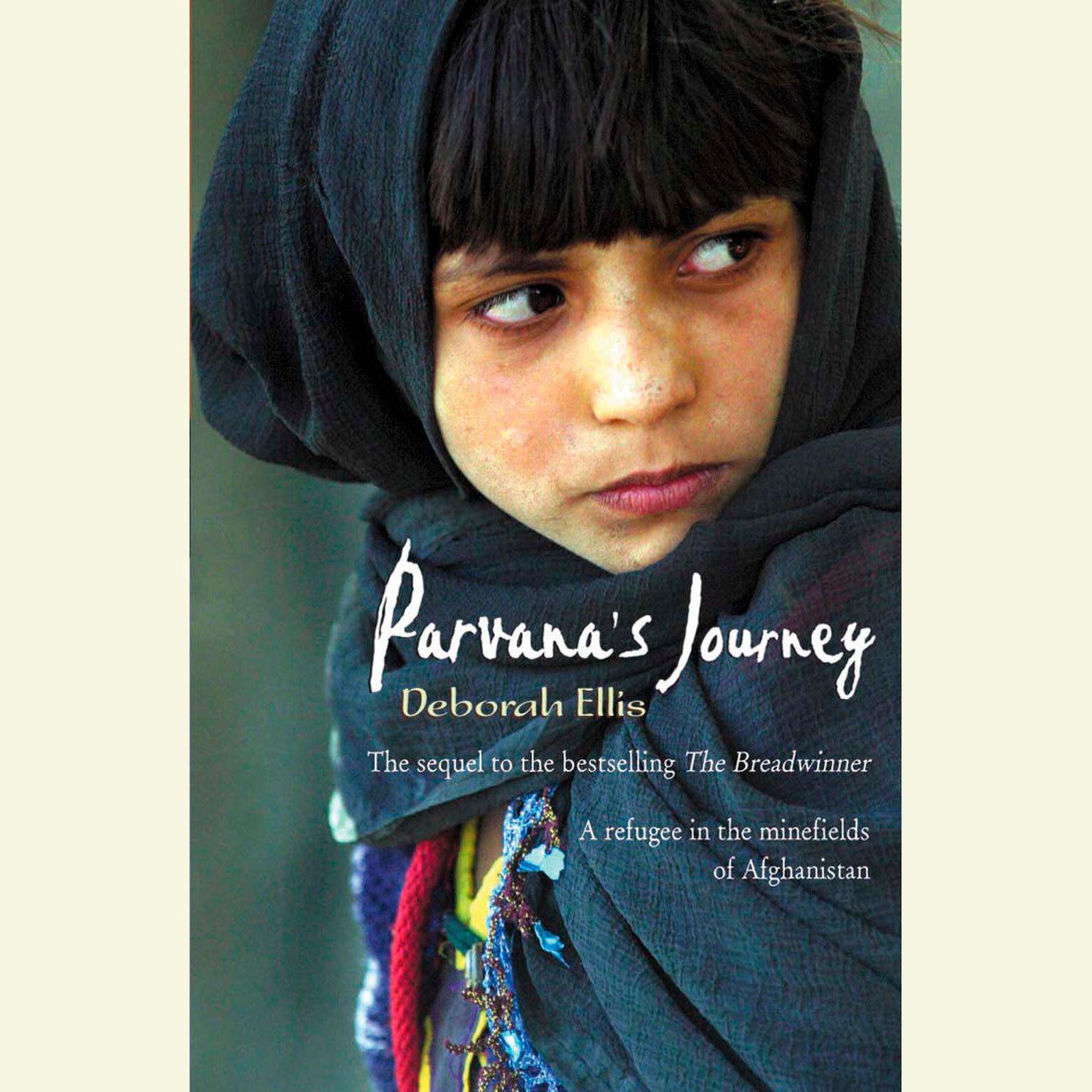 Printable Parvana's Journey Audiobook Cover Art
