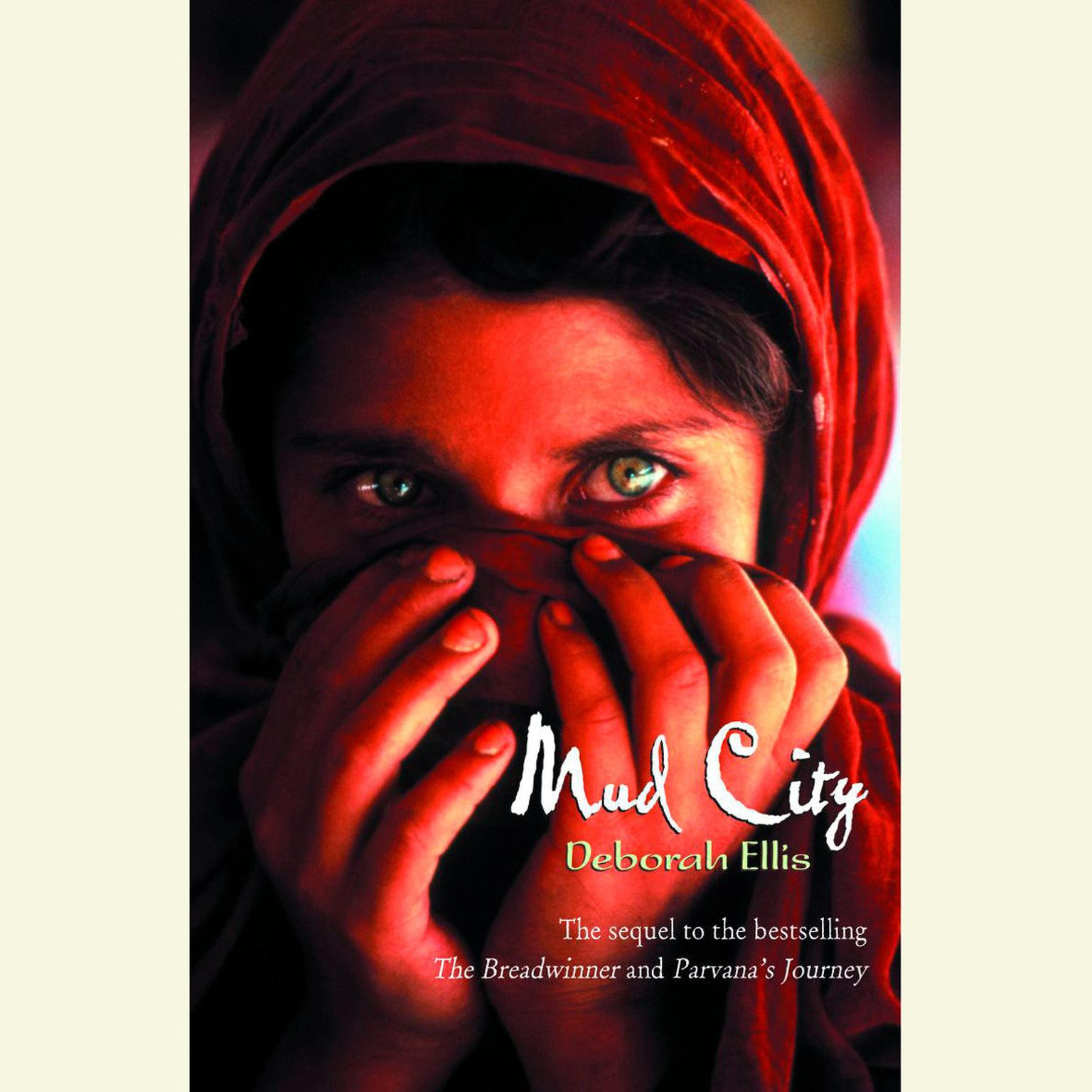 Printable Mud City Audiobook Cover Art