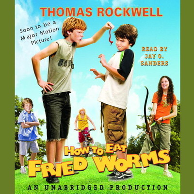 How to Eat Fried Worms (Movie Tie-in Edition) Audiobook, by Thomas Rockwell