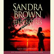 Temperatures Rising Audiobook, by Sandra Brown