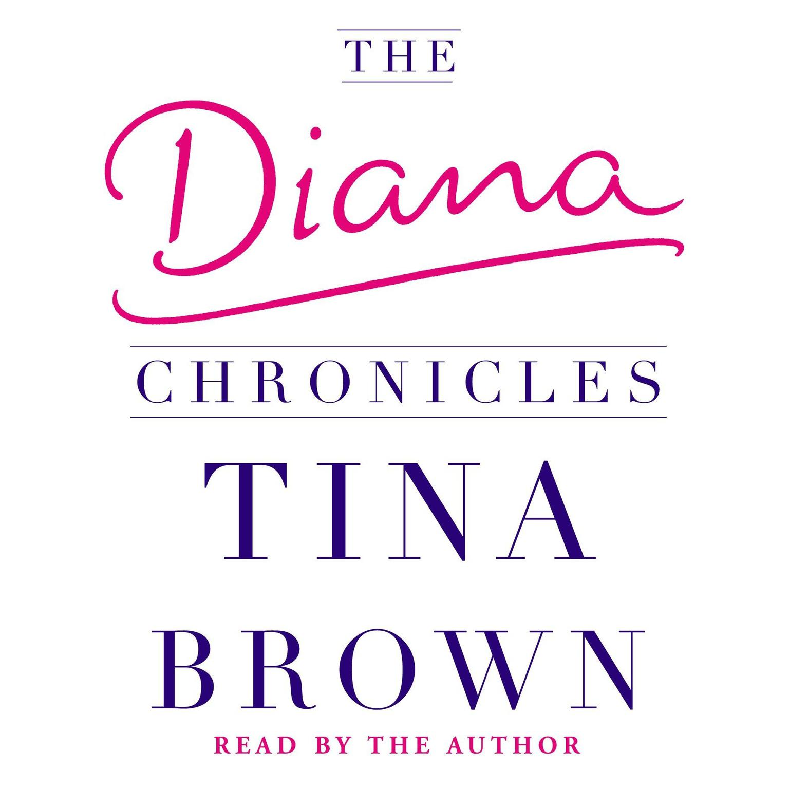 Printable The Diana Chronicles Audiobook Cover Art