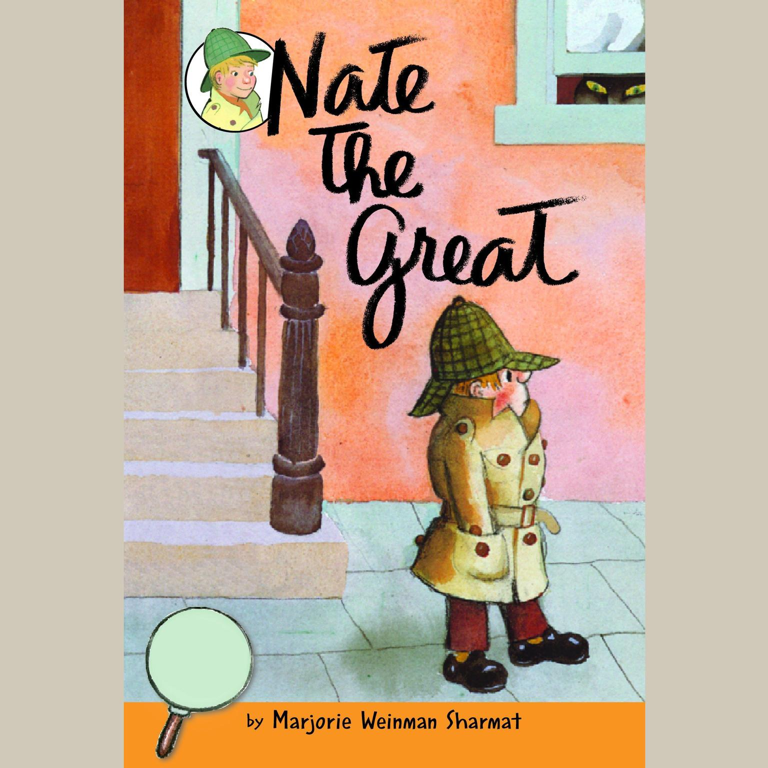 Printable Nate the Great: Nate the Great: Favorites Audiobook Cover Art
