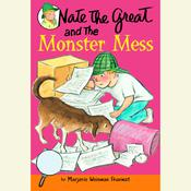 Nate the Great and the Monster Mess: Nate the Great: Favorites Audiobook, by Marjorie Weinman Sharmat