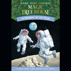 Midnight on the Moon Audiobook, by Mary Pope Osborne
