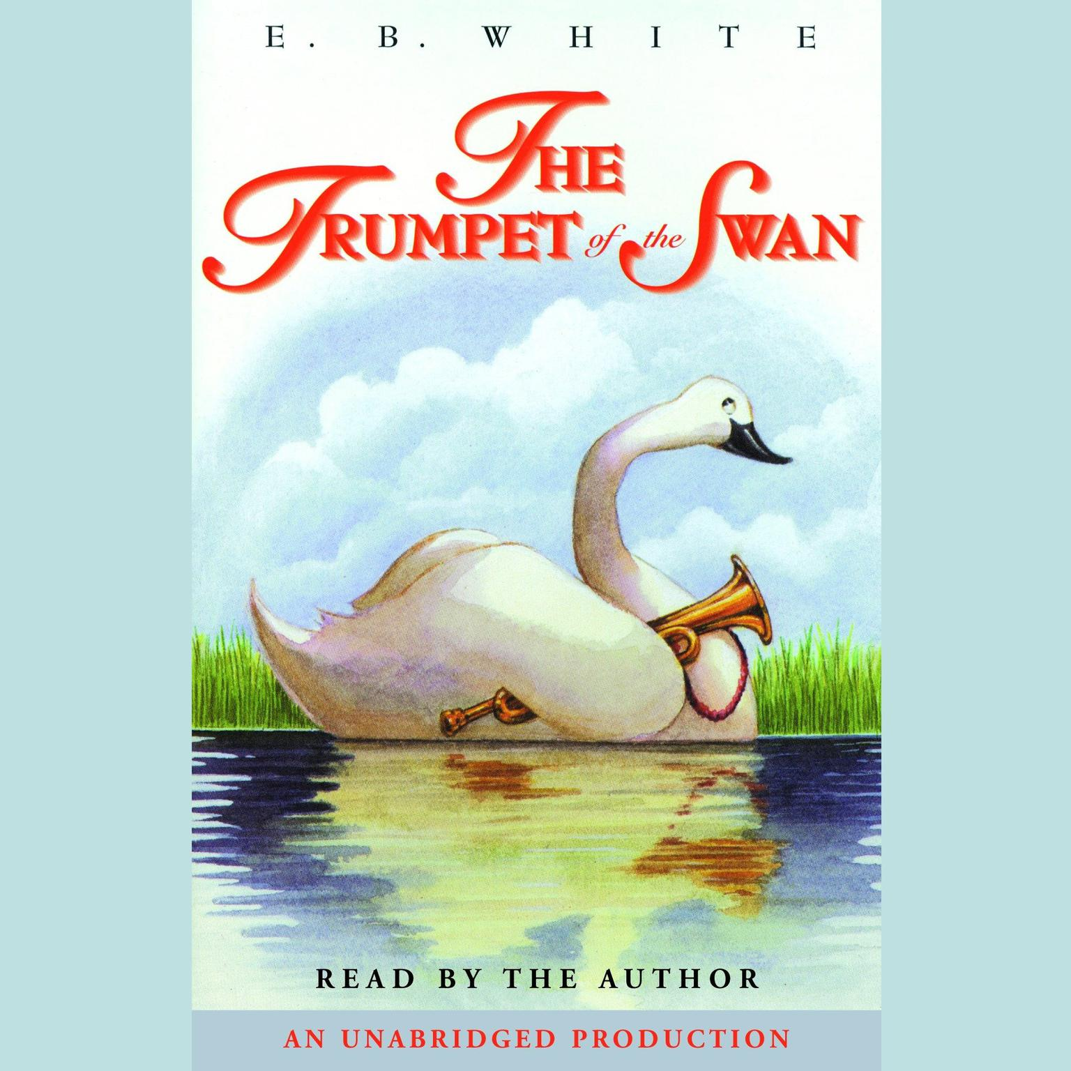Printable The Trumpet of the Swan Audiobook Cover Art
