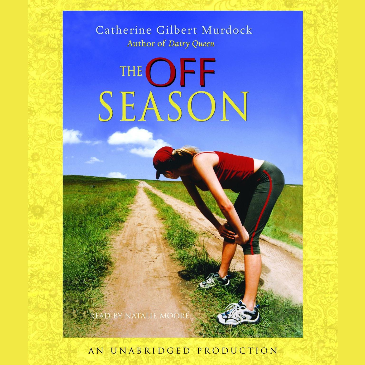 Printable The Off Season Audiobook Cover Art