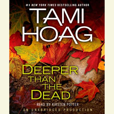 Deeper Than the Dead Audiobook, by