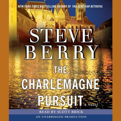 The Charlemagne Pursuit: A Novel Audiobook, by