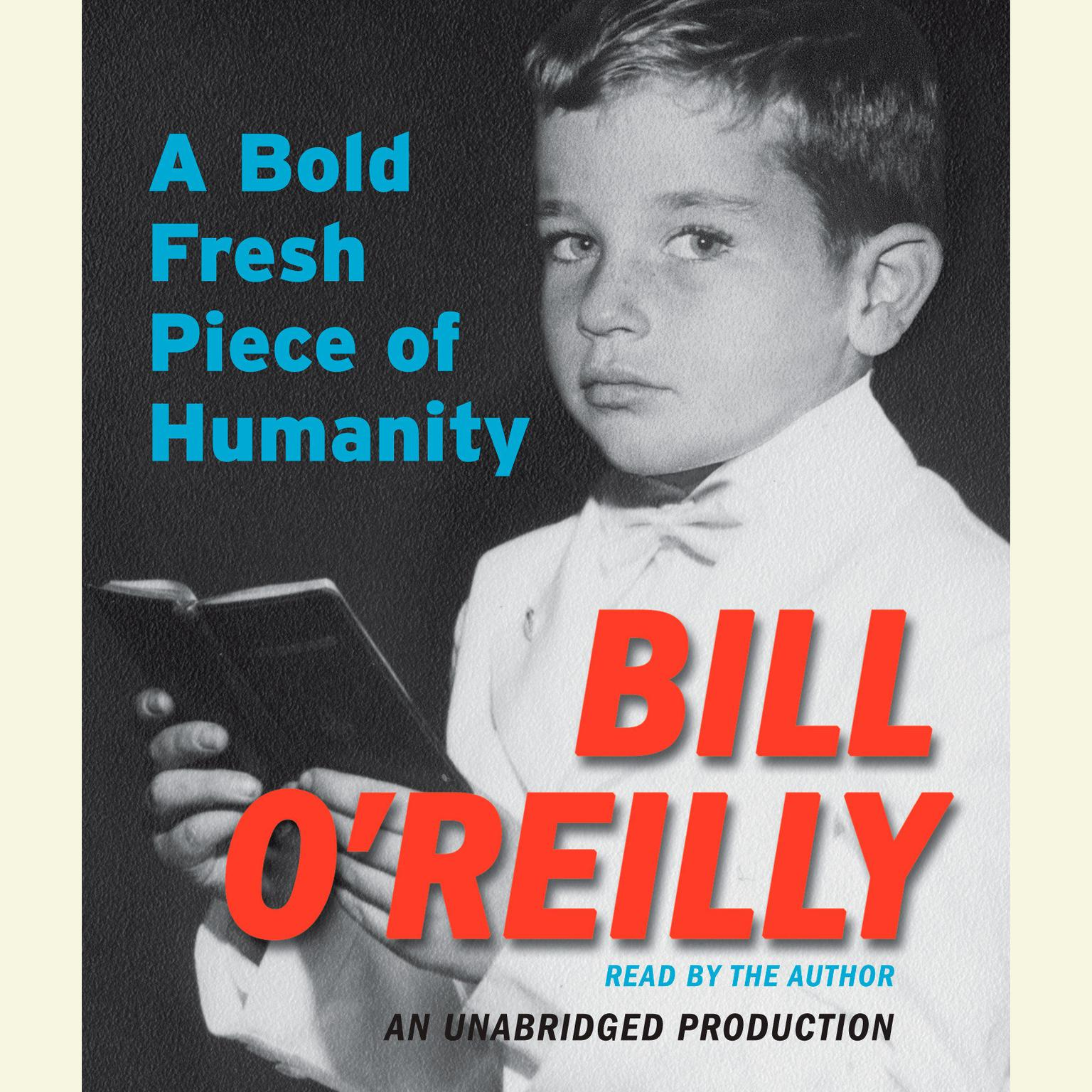 Printable A Bold Fresh Piece of Humanity: A Memoir Audiobook Cover Art