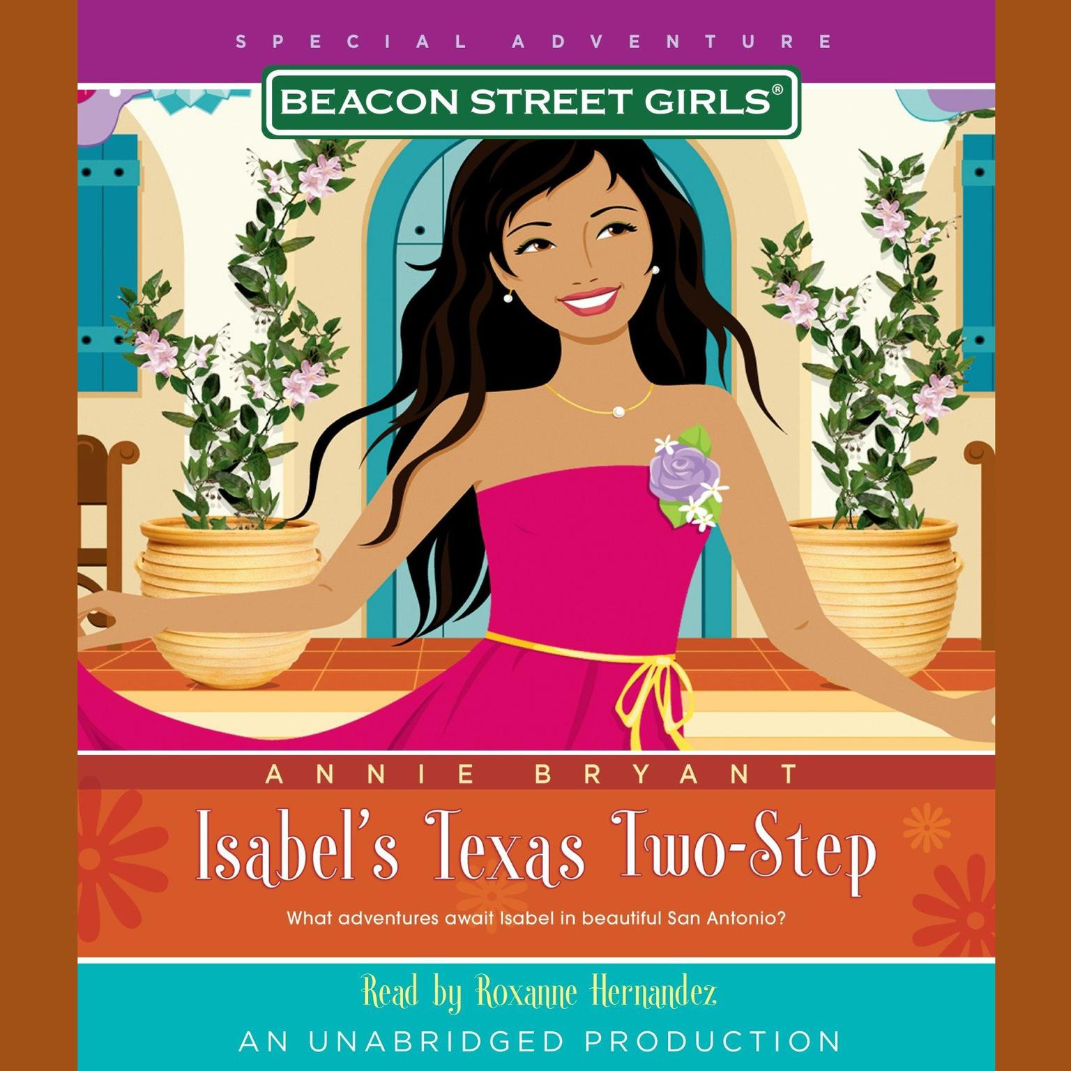 Printable Beacon Street Girls Special Adventure: Isabel's Texas Two-Step Audiobook Cover Art