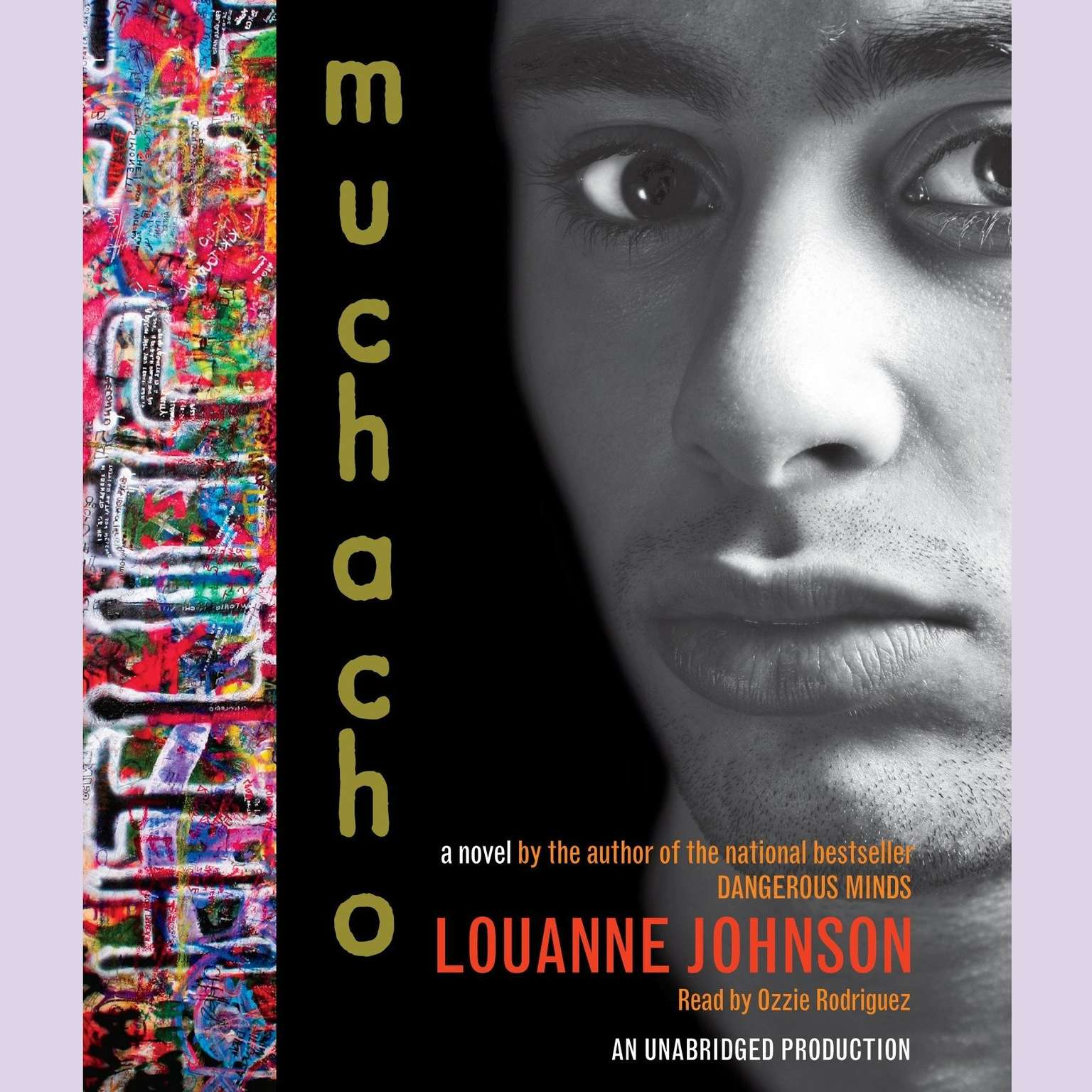 Printable Muchacho: A Novel Audiobook Cover Art