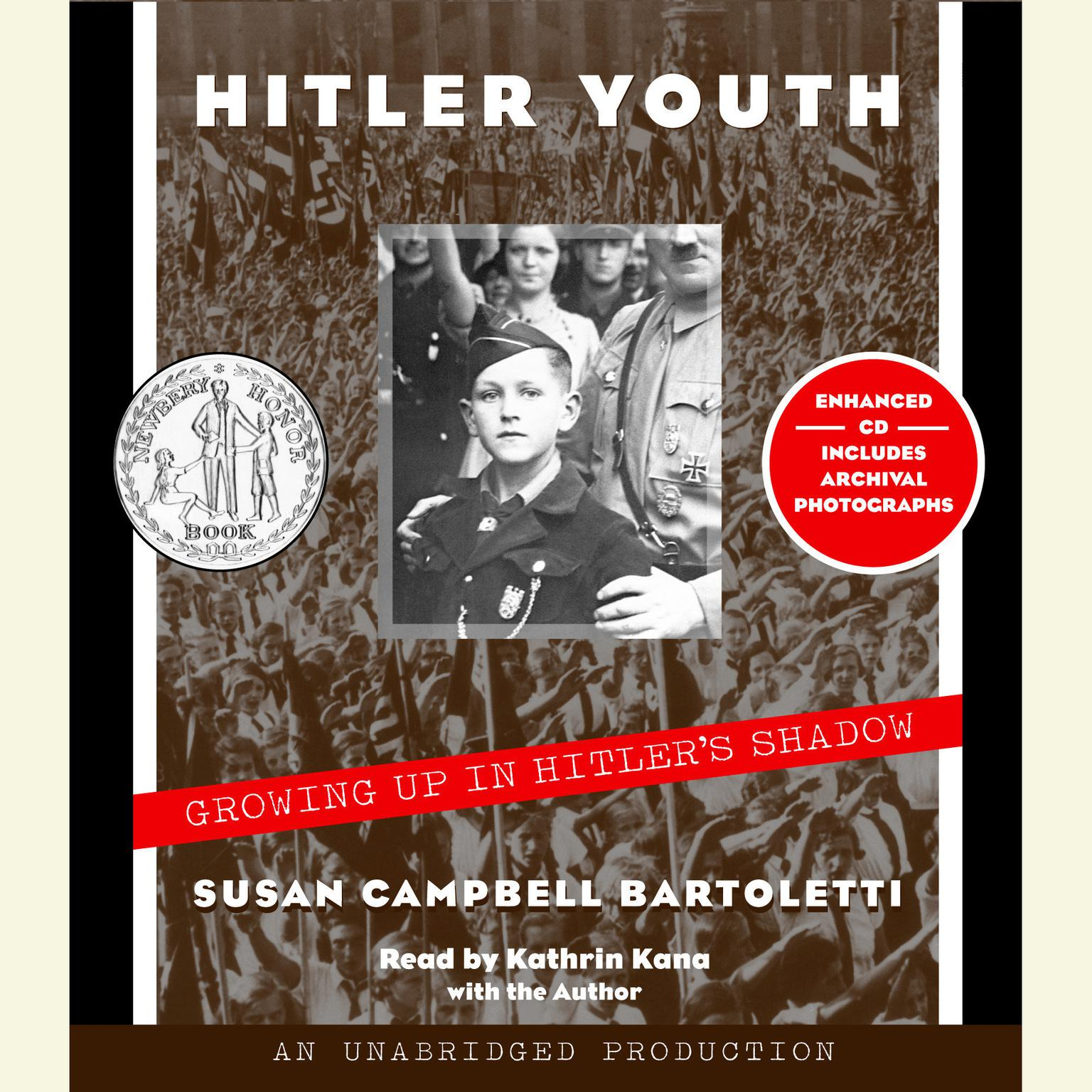Printable Hitler Youth: Growing Up in Hitler's Shadow Audiobook Cover Art