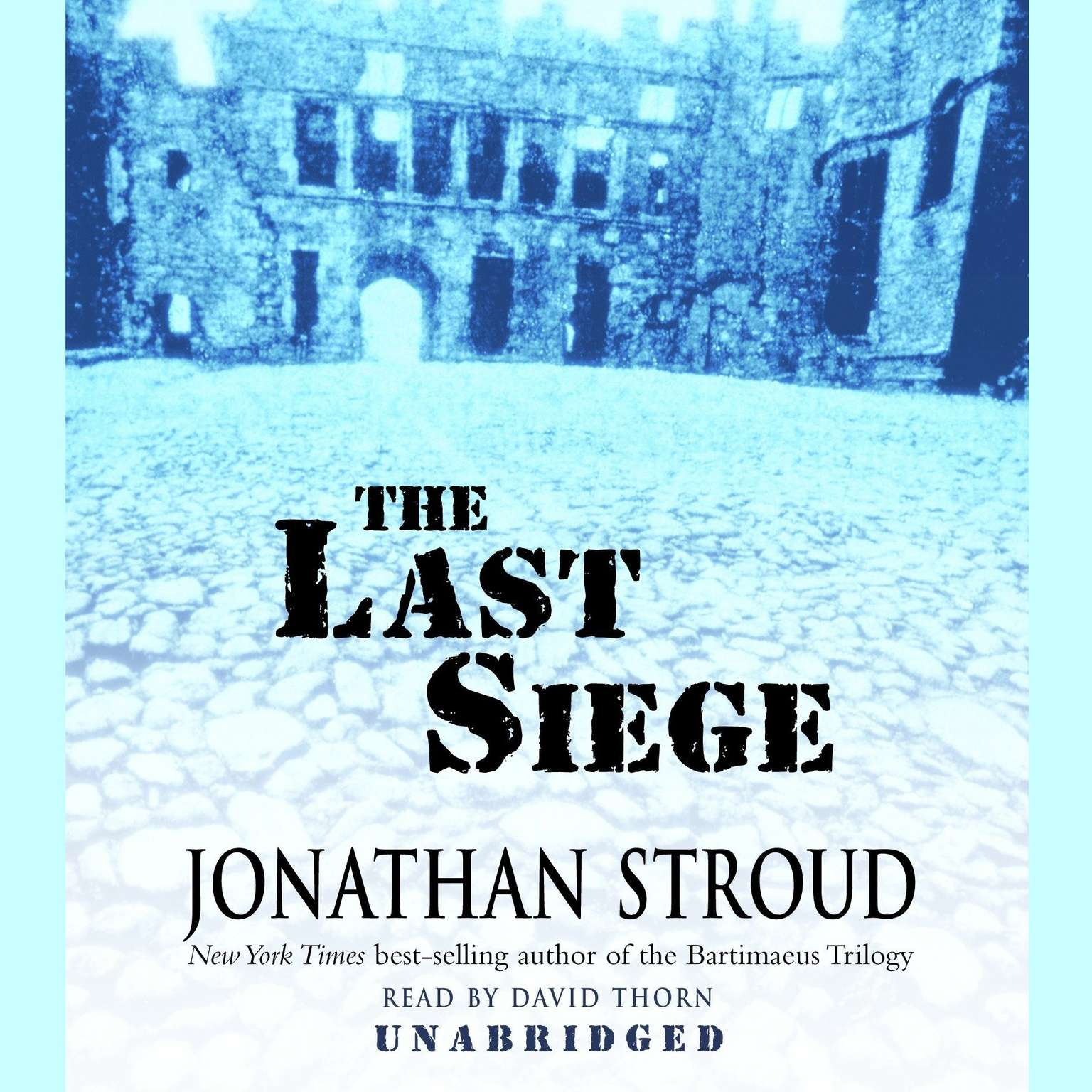 Printable The Last Siege Audiobook Cover Art