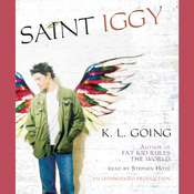 Saint Iggy Audiobook, by K. L. Going