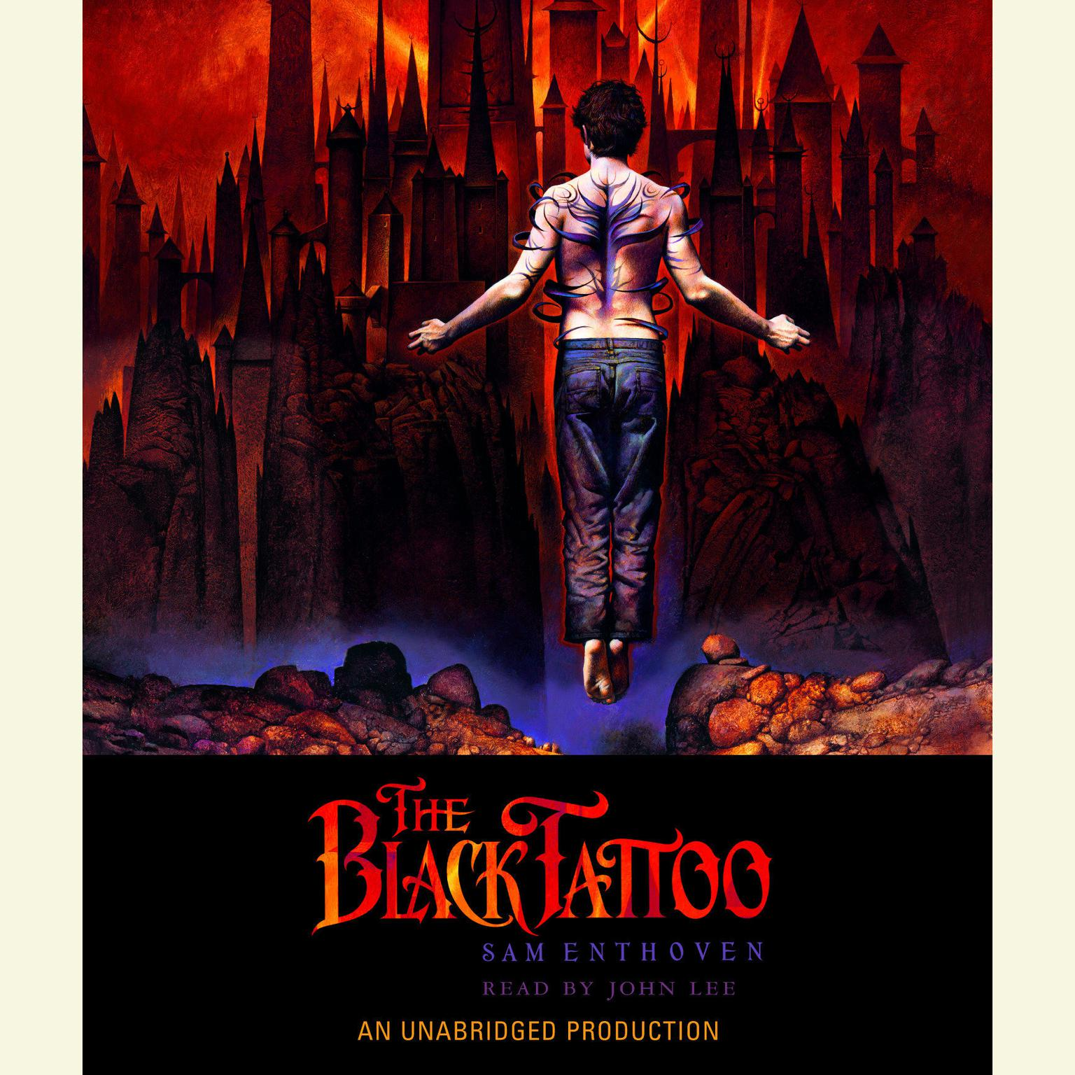 Printable The Black Tattoo Audiobook Cover Art