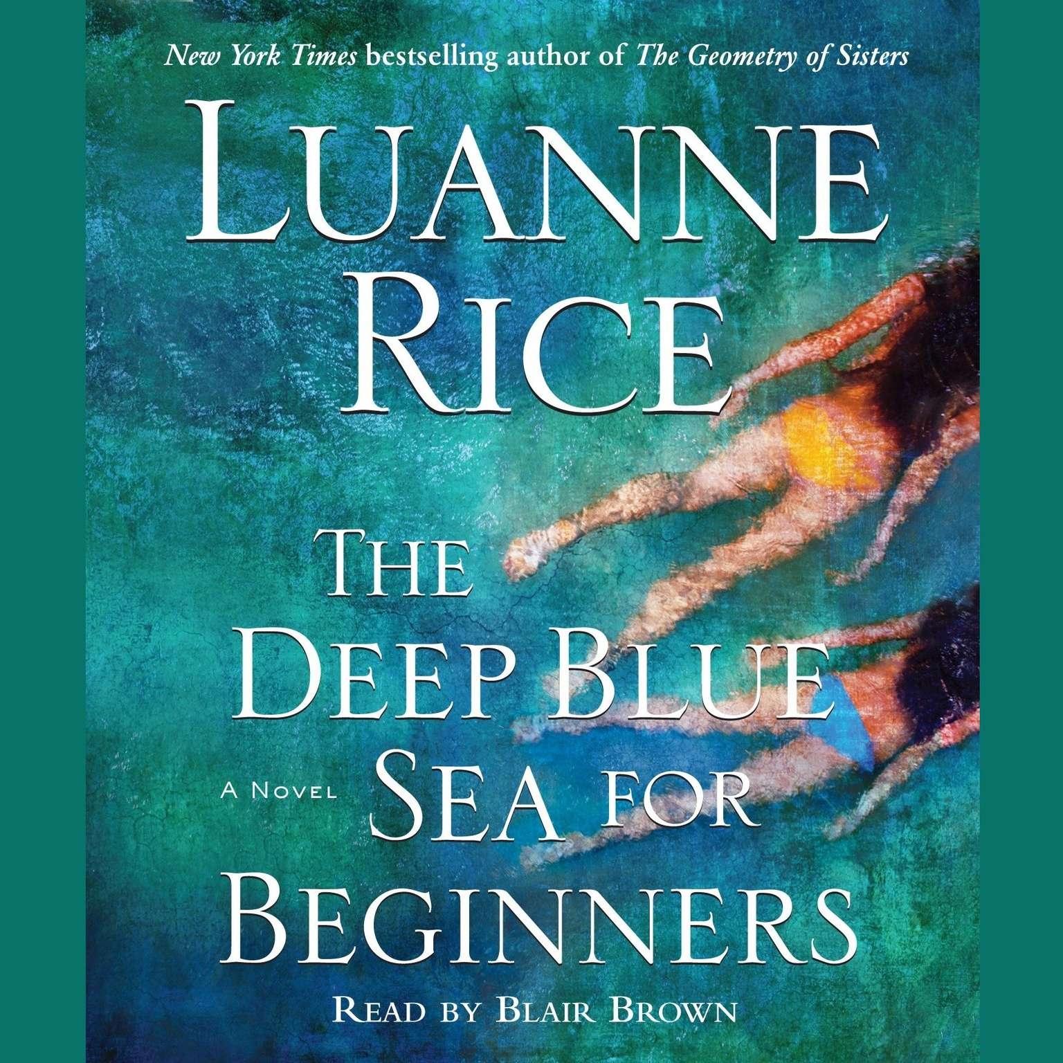 Printable The Deep Blue Sea for Beginners: A Novel Audiobook Cover Art