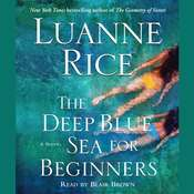 The Deep Blue Sea for Beginners Audiobook, by Luanne Rice