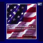 The Declaration of Independence and the Constitution of the United States Audiobook, by various authors