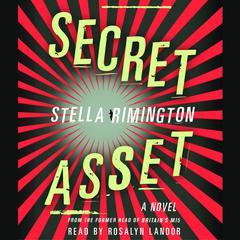 Secret Asset Audiobook, by Stella Rimington