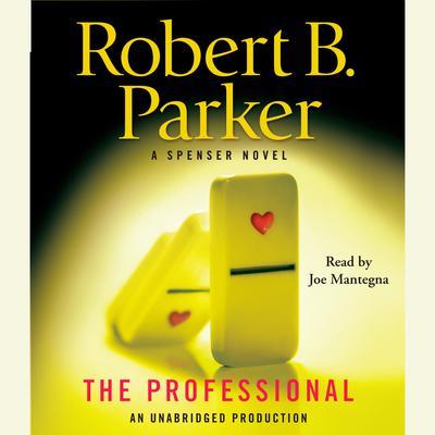 The Professional: A Spenser Novel Audiobook, by Robert B. Parker