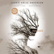 Speak Audiobook, by Laurie Halse Anderson