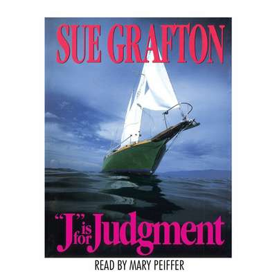 J Is For Judgment Audiobook, by