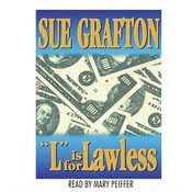 L Is for Lawless, by Sue Grafton