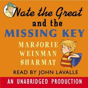 Nate The Great and the Missing Key, by Marjorie Weinman Sharmat