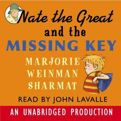 Nate The Great and the Missing Key Audiobook, by Marjorie Weinman Sharmat