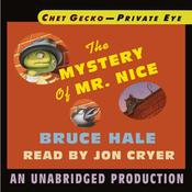 The Mystery of Mr. Nice, by Bruce Hale