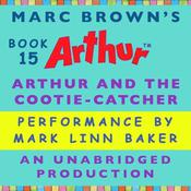 Arthur and the Cootie-Catcher: A Marc Brown Arthur Chapter Book #15 Audiobook, by Marc Brown