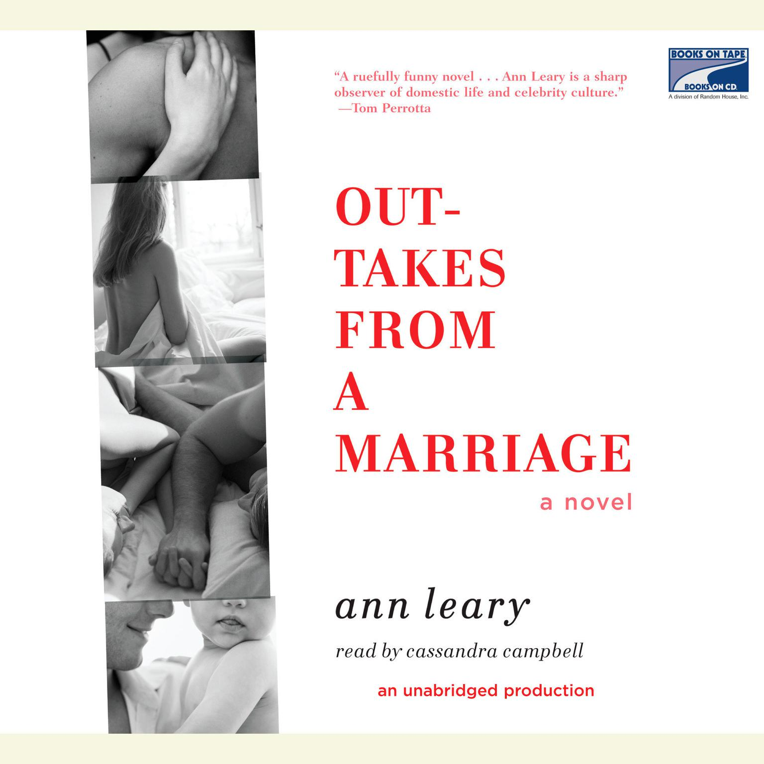 Printable Outtakes from a Marriage: A Novel Audiobook Cover Art