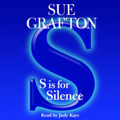S Is for Silence, by Sue Grafton