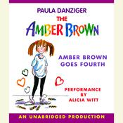 Amber Brown Goes Fourth, by Paula Danziger