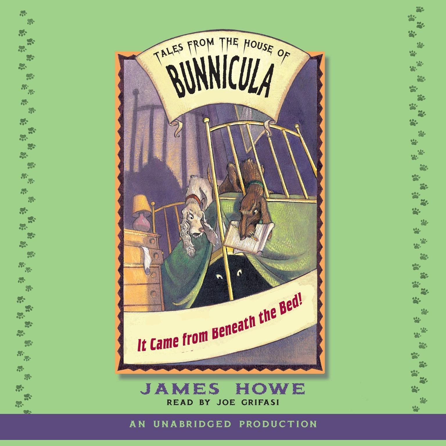 Printable It Came From Beneath the Bed: Tales from the House of Bunnicula Audiobook Cover Art