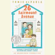 26 Fairmount Avenue: On My Way Audiobook, by Tomie dePaola